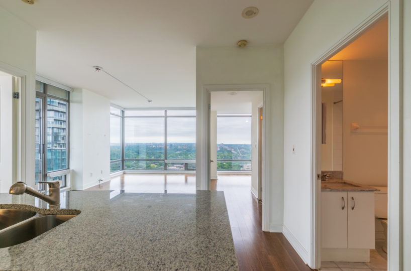 Today Living Group - 18 Yorkville Two-Bedroom, Yorkville Unfurnished