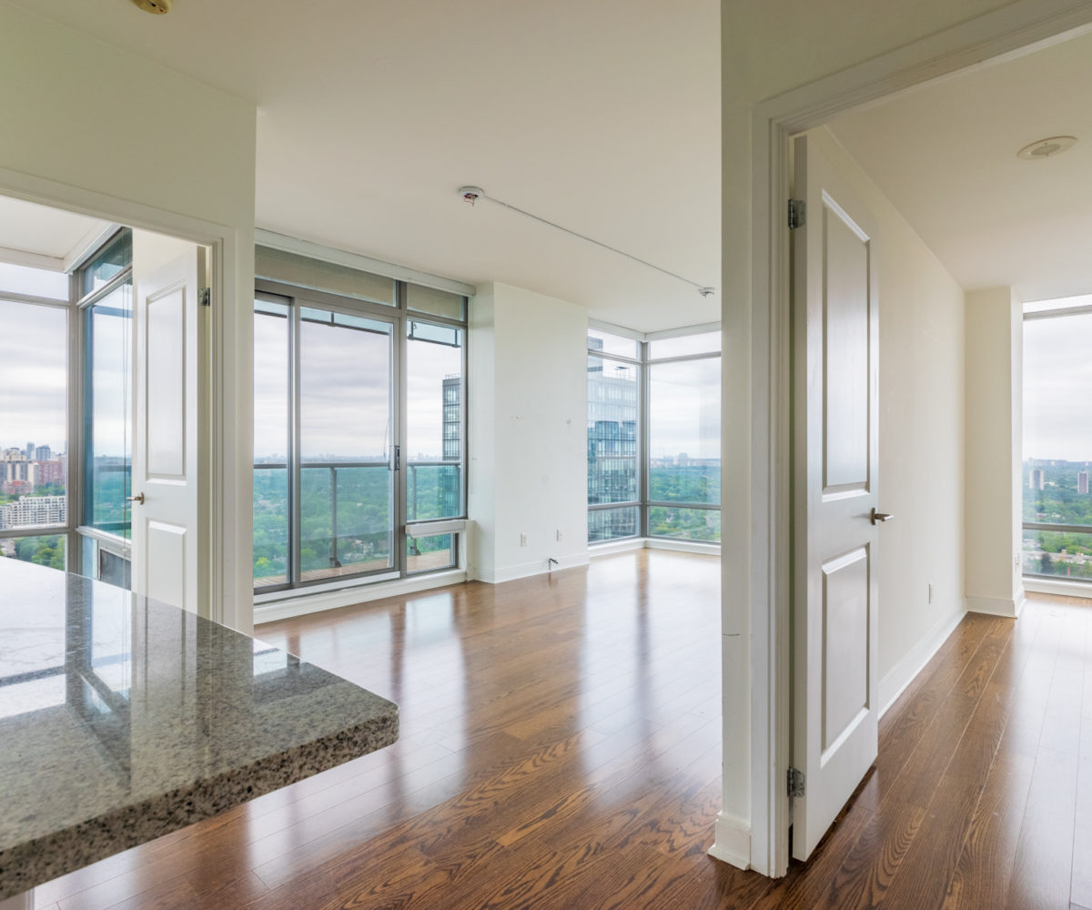 FToday Living Group - 18 Yorkville Two-Bedroom, Yorkville Unfurnished