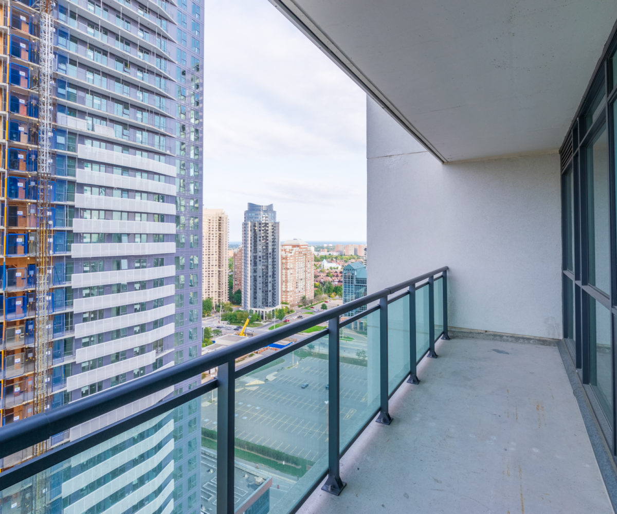 Rental Condo at Grand Residences Parkside Village in Mississauga
