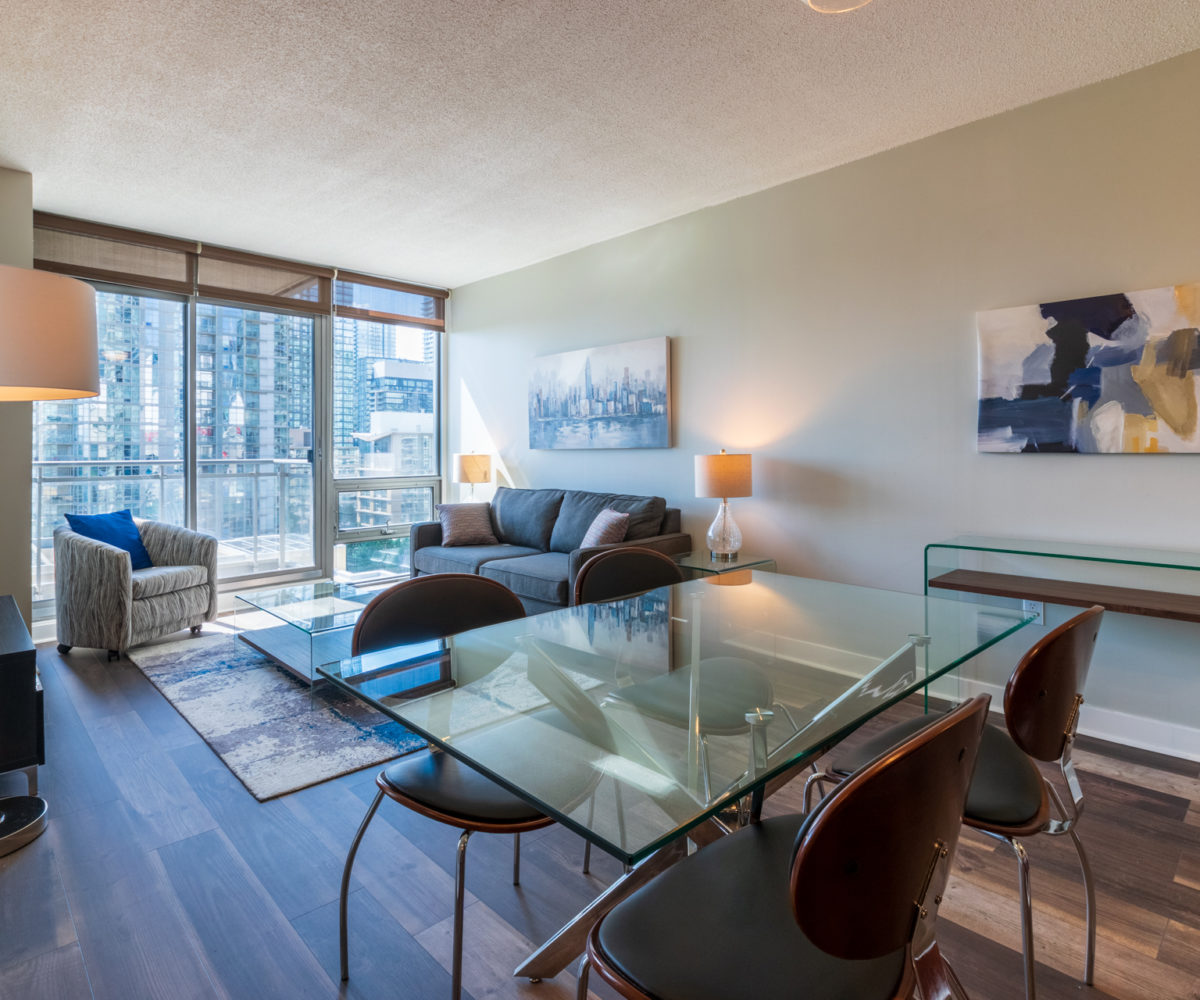 Today Living Group- Furnished one-bedroom plus den