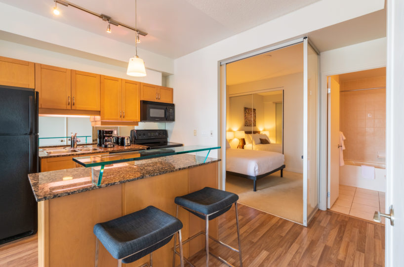 Today Living Group- Downtown Toronto Furnished Condo