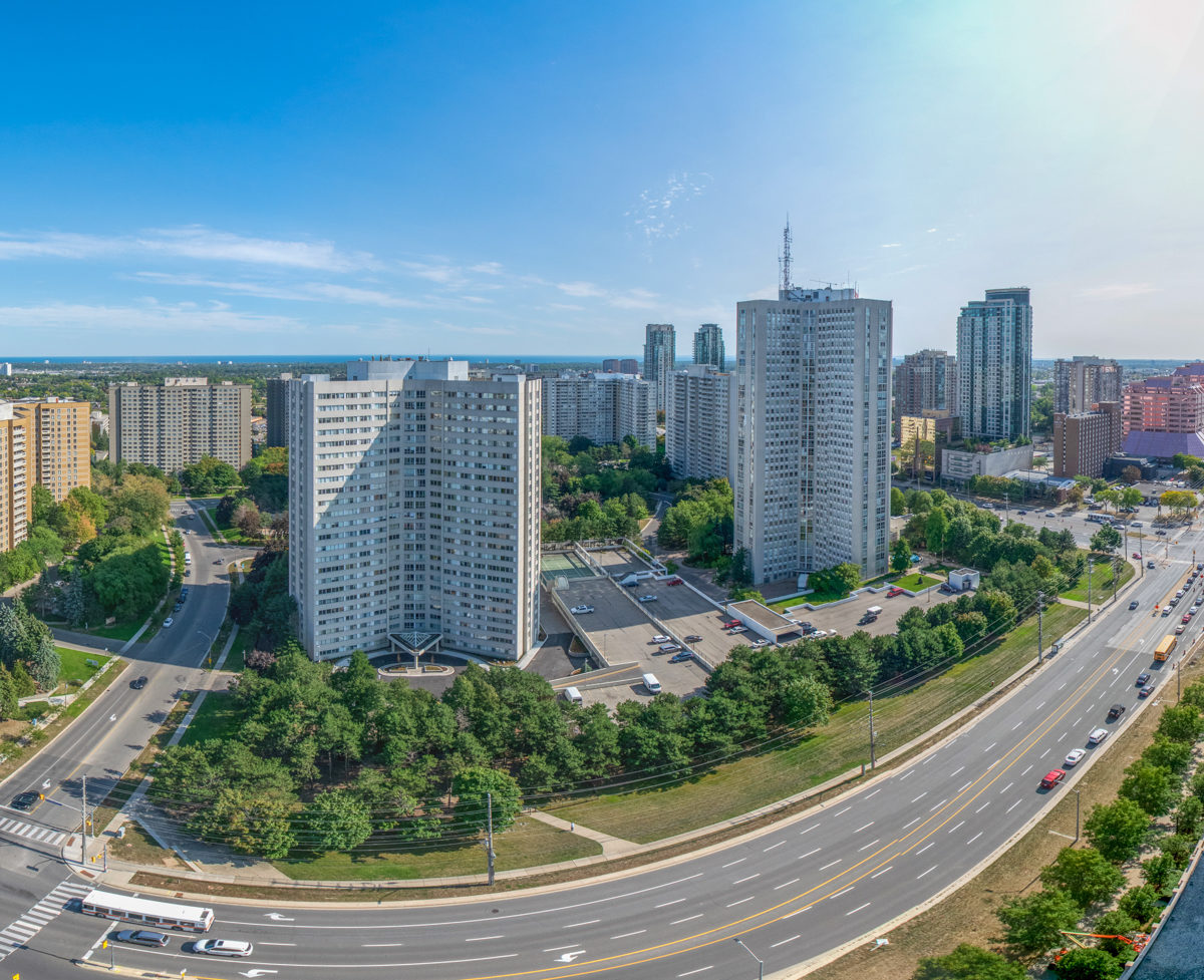 Affordable Mississauga Condo for Rent at 90 Absolute Terrace View Panorama