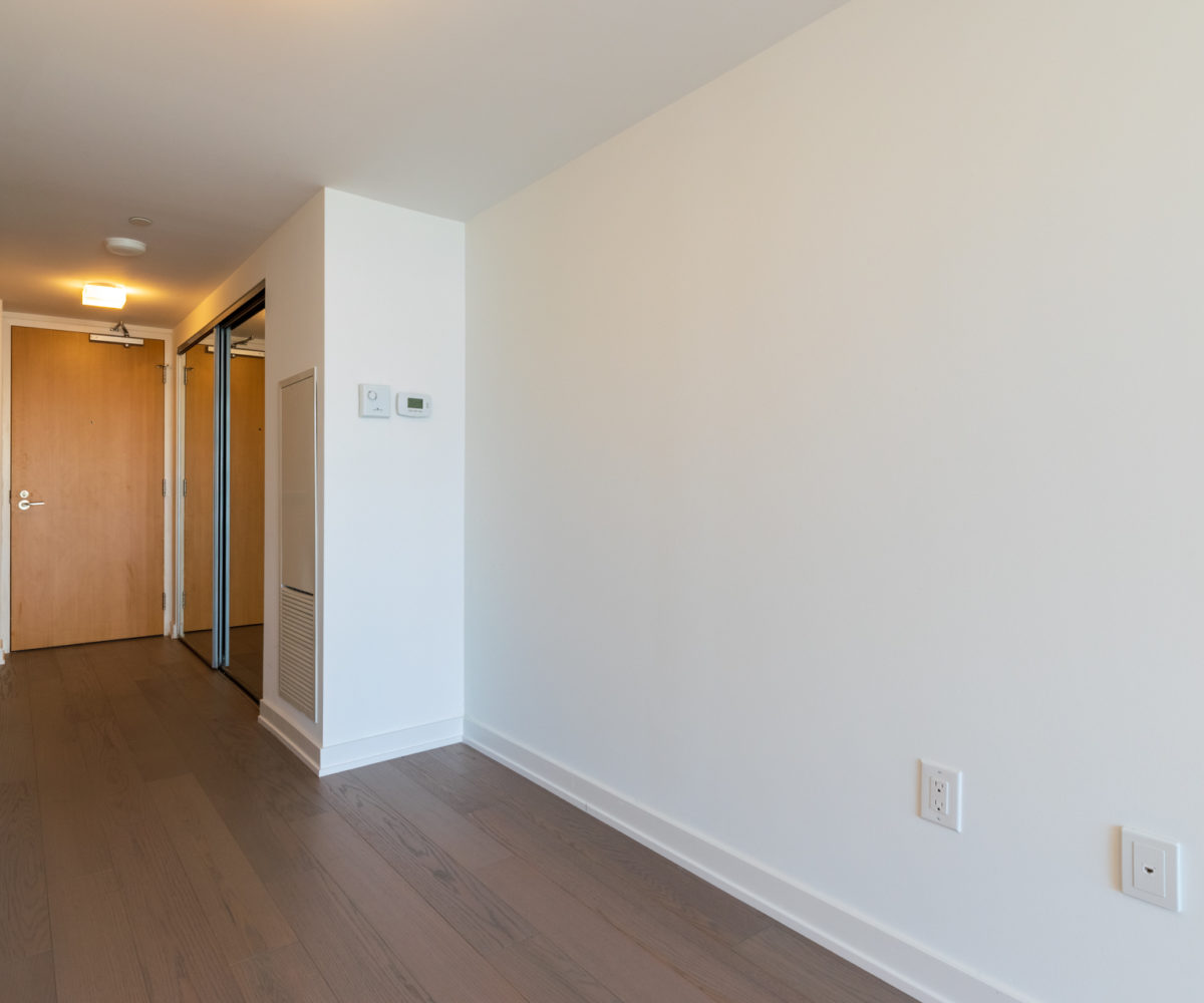Rental Suite located at Wellesley On The Park