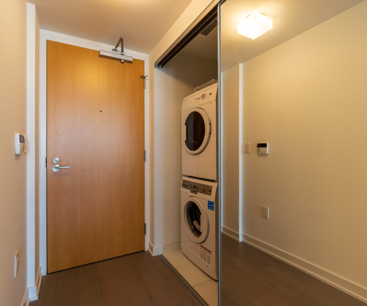 Rental Apartment located at Wellesley On The Park
