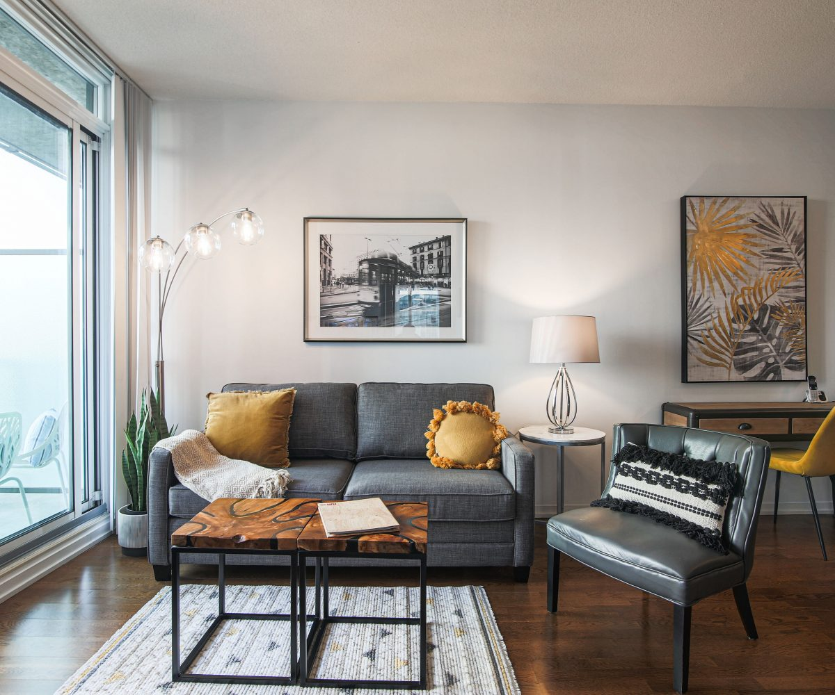 Suite For Rent at Maple Leaf Square Downtown Toronto. CN Tower