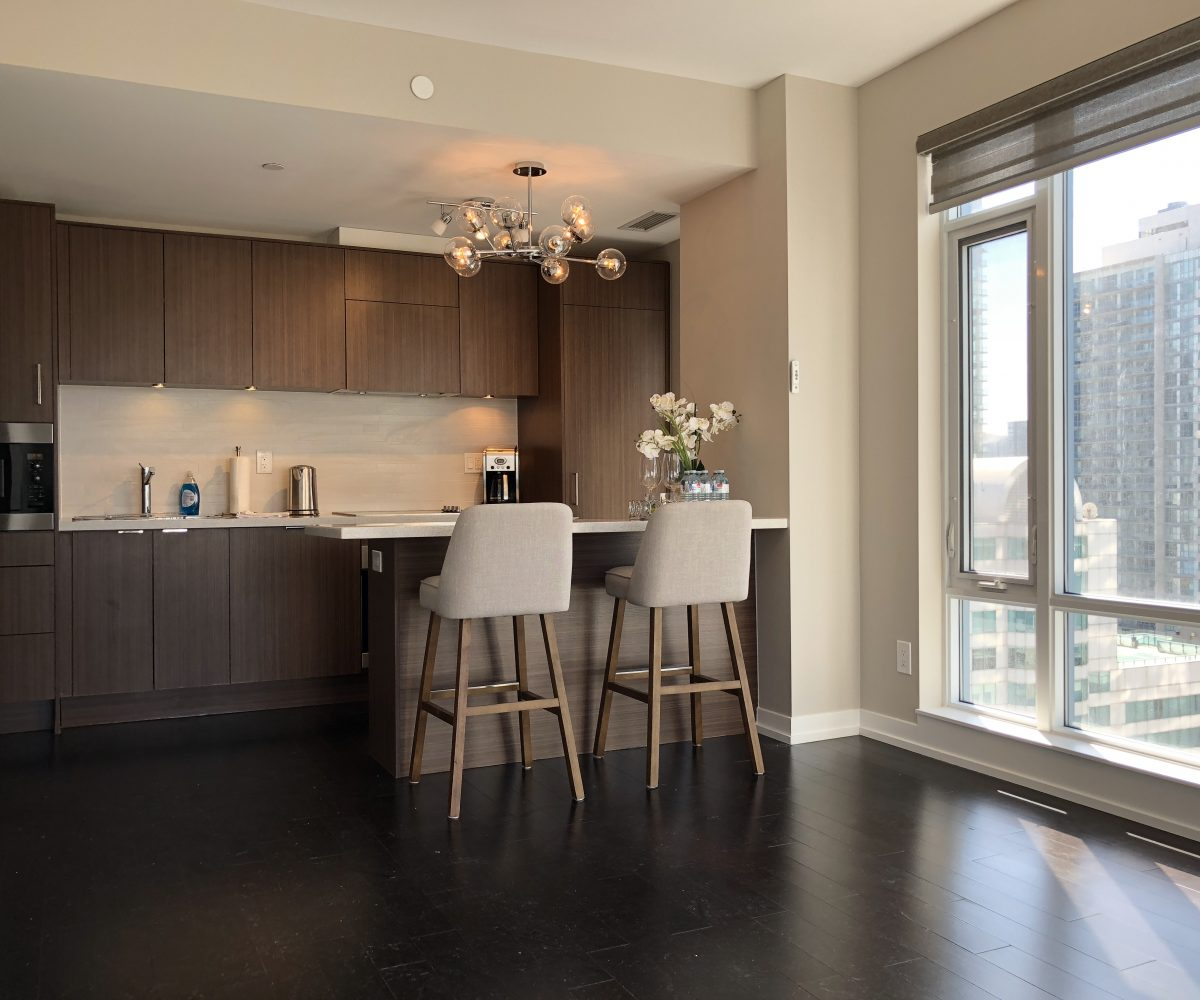Today Living Group- Toronto Two-bedroom condo
