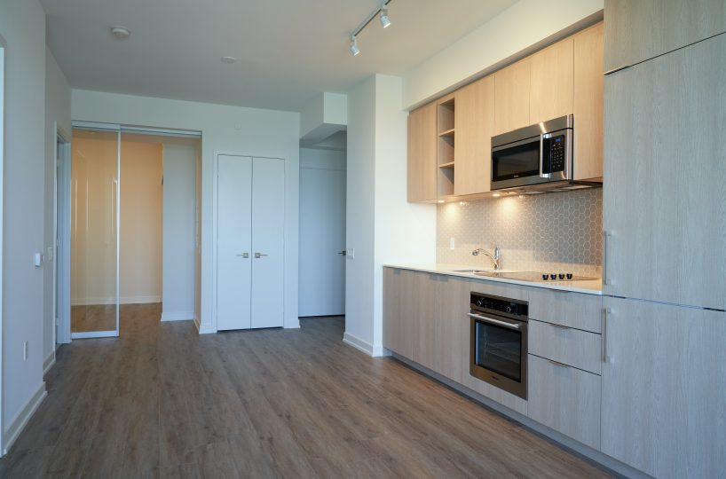 Today Living Group- Two-bedroom condo for rent