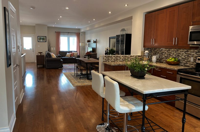 Today Living Group- Three-bedroom house for rent